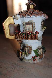 Le tegole del villaggio: le caffettiere