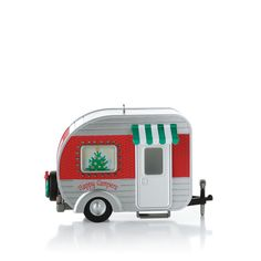 Hallmark Trailer ornament