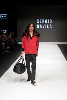 Pasarela para el Perú Moda 2015 Colección: M.bö By Sergio Dávila #PerúModa #MboLifestyle www.mbo.com.pe/