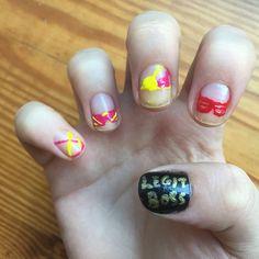 Wwe nail art