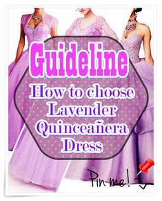 Quinceanera Guide - Lavender Quinceanera Dresses In Autumn Shades. Opt for one of these Lavender quinceanera dresses for the big day of yours! Lavender Quinceanera Dresses, Different Patterns, Event Planning, Aurora Sleeping Beauty, Feminine, Gowns, Shopping, Tips, Shades