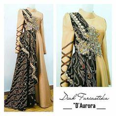 Pakistani Fashion Party Wear, Pakistani Dress Design, Muslim Fashion, Model Dress Batik, Batik Dress, Traditional Dresses Designs, Designs For Dresses, Dress Batik Kombinasi, Batik Fashion