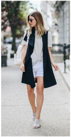 Michelle Madsen in New York | www.TakeAim.nu