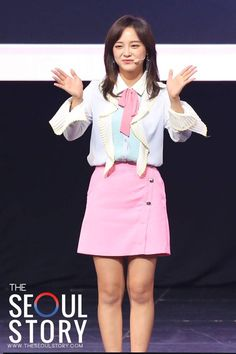 #김세정 #세정 #Sejeong #구구단 #Gugudan Kim Sejeong, Jeonju, School 2017, Ioi, Girl Outfits, Korean, Entertainment, Female, Clothes For Women