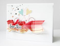 Picture 1 of Love This - Card by soapHOUSEmama