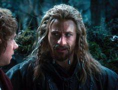 Dean o'gorman as fili in The Hobbit Legolas, Thranduil, Tauriel, Bilbo Baggins, Thorin Oakenshield, Fili Und Kili, Dean O'gorman, Jackson, The Hobbit Movies