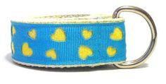 Cute Beltz - Blueberry Lemonade Girls D-ring Belt, $15.95 (http://www.cutebeltz.com/blueberry-lemonade-girls-d-ring-belt/)