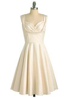 Fantastic Rehearsal Dinner dress! Vintage Inspired Bridal and Bridesmaid Dresses