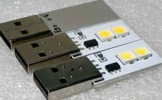 DIY USB SMD LED Night Light