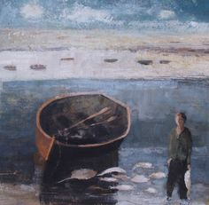 David Brayne's THE CATCH at the RA Summer Exhibition 2015