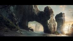 Life of a pirate by aritra   Matte Painting   2D   CGSociety