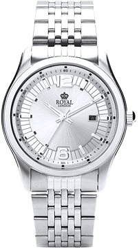 Firma Condor Group LTD byla založena v Severním Londýně v roce 1938. Ve světě zaplaveném obrovským množstvím hodinek a obrovskou konkurencí vsadil tento výrobce naspolehlivé strojky Citizen Miyota, retro styl, perfektní řemeslné zpracovánía aristokratického ducha. Ostatně, co jiného si představit pod prodejní značkou Royal London.Pánské hodinky Royal...