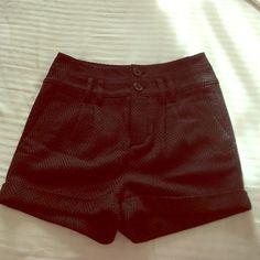 Madewell Tweed Highwaisted Shorts... Madewell Tweed Highwaisted Shorts... Madewell Shorts