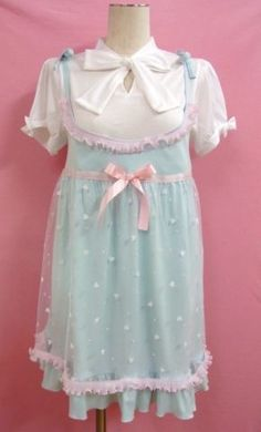 Nile Perch Onepiece Pastel Color JPANESE Lolita Fashion ONLY JAPAN