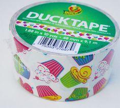 Cupcake tape--yay!