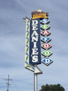 Deanie's Seafood in New Orleans suburb, Bucktown.