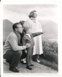 Dick Powell-Universal Pictures PR Still - Oringinal 1957 8x10 B/W