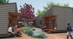 Dallas Is Building Cottages For The Homeless, And Saving $1.3 Million In The Process!