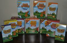 Funley's Delicious and Nutritious #Snacks - Perfect alternative for Easter items - Addicted 2 Savings 4 U