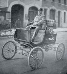 1899 Eclipse Runabout