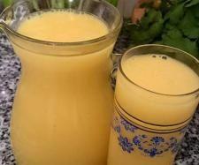 Receita Néctar de Abacaxi, manga e maçã.  por Graça Bimby - Categoria da receita Bebidas