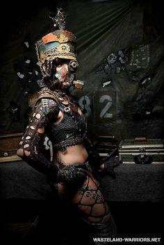 #wasteland #warrirors  Major von Thalhofen - II by WastelandWarriors.deviantart.com on @deviantART