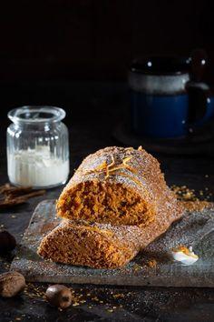 BIZCCHO DE ZANHORIAS Bread, Pastel, Food, Carrots, Pies, Cake, Brot, Essen, Eten