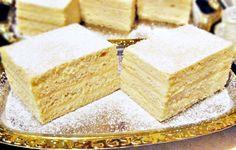 Romanian Desserts, Romanian Food, Romanian Recipes, Cake Recipes, Dessert Recipes, Food Cakes, Vanilla Cake, Bakery, Sweet Treats