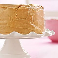 Caramel Cake Recipe | MyRecipes.com