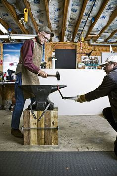 Blacksmithing 101: How to Make a Forge and Start Hammering Metal