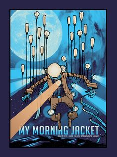 My Morning Jacket- CLE 2015 | Clinton Reno