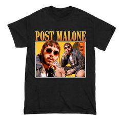 Post Malone Stoney White Iverson Hip Hop Tribute Lil Uzi Quavo T-Shirt – Ronole Post Malone Music, Hip Hop Fashion, Mens Fashion, Fashion Outfits, White Iverson, Camisa Vintage, Time Warp, Inspirational Celebrities, Tee Shirts