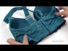 Passo 2 sutiã na reta domestica - YouTube Lingerie Plus, Sewing Lingerie, Diy Fashion, Womens Fashion, African Fashion Dresses, Diy Clothing, Lace Bra, Blouse Designs, Underwear