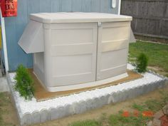 Outdoor Generator Shed - Bing Images