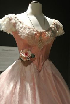 Pink Ball Gown - Phantom of the Opera