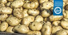 Hyvää Suomesta -merkistä tunnet taatusti suomalaisen ruuan Potatoes, Vegetables, Food, Potato, Essen, Vegetable Recipes, Meals, Yemek, Veggies