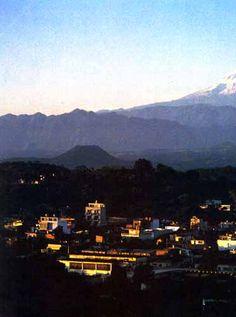 Panorámica de Orizaba Foto: iSecretaría de Turismo del Estado de Veracruz/i