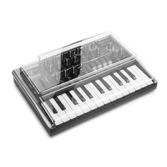 Decksaver: Polycarbonate Dust Cover for Arturia MicroBrute (DSLE-PC-MICROBRUTE)