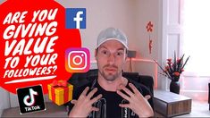 """Are You Giving """"Value"""" To Your Followers?#tiktok #instagramgrowth #tiktokgrowth #facebook Social Media, Facebook, Tips, Youtube, Fans, Social Networks, Youtubers, Social Media Tips"""
