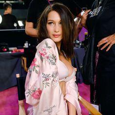 Bella Hadid   Natural   Victoria's Secret Fashion Show