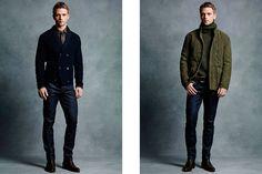Michael Kors Autumn/Winter 2015 Men's Lookbook | FashionBeans.com