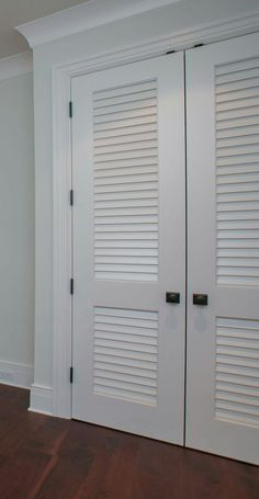 Vented louver doors ideal for closets and laundry rooms where air basement louvered door ventilation from playroom to laundryutility room planetlyrics Image collections