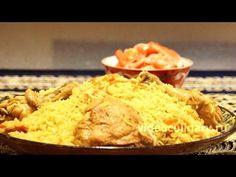 Плов с курицей (Товук палов) - Рецепт Бабушки Эммы - YouTube