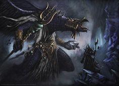 Warhammer: Black Crusade by ~tmza on deviantART
