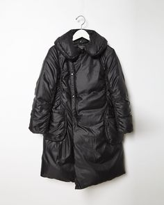 ZUCCA | Long Puffer Jacket | Shop at La Garçonne