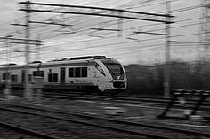 Treno b/w :)