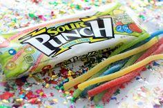 SOUR PUNCH® Rainbow Straws