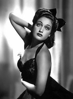 My Poppop used to call me his Dorothy Lamor growing up :) <3