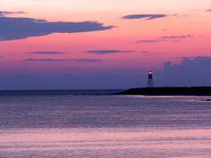Pugwash Lighthouse - Pugwash, Nova Scotia