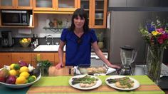 Garlic-Lime Chicken With Pistachio-Jalapeno Pesto Recipe Demo